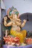 Estatua de la diosa hindú Ganesha Imagen de archivo