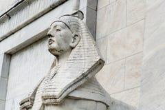 Estatua de la esfinge de Egipto fotografía de archivo libre de regalías