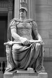 Estatua de la fuerza Imagenes de archivo