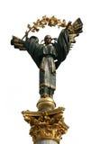 Estatua de la independencia Fotografía de archivo libre de regalías