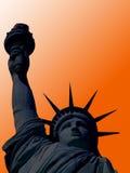 Estatua de la libertad Imagen de archivo