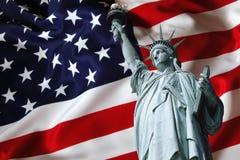 Estatua de la libertad ilustración del vector