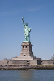 Estatua de la libertad Fotos de archivo libres de regalías