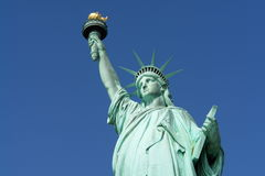 Estatua de la libertad Fotografía de archivo libre de regalías