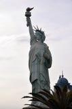Estatua de la libertad en Las Vegas Imágenes de archivo libres de regalías