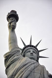 Estatua de la libertad en Las Vegas Fotografía de archivo