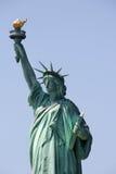 Estatua de la libertad en libertad Foto de archivo