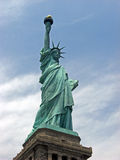 Estatua de la libertad en Nueva York, 2008 Foto de archivo libre de regalías