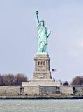 Estatua de la libertad, isla de la libertad, Nueva York Fotografía de archivo