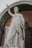 Estatua de la libertad (la primera) Foto de archivo libre de regalías