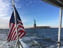 Estatua de la libertad los E Imagenes de archivo