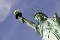 Estatua de la libertad, New York City Imágenes de archivo libres de regalías