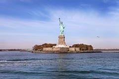 Estatua de la libertad, New York City Fotos de archivo