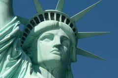 Estatua de la libertad, New York City Fotografía de archivo