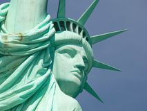 Estatua de la libertad, New York City Imagenes de archivo