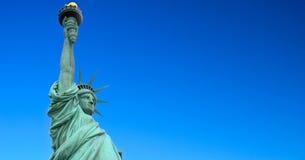 Estatua de la libertad, New York City, los E.E.U.U. Foto de archivo libre de regalías