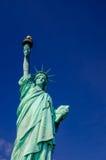 Estatua de la libertad, New York City, los E.E.U.U. Foto de archivo