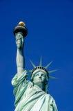 Estatua de la libertad, New York City, los E.E.U.U. Fotografía de archivo libre de regalías