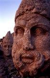 Estatua de la montaña de Nemrut Imágenes de archivo libres de regalías