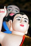 Estatua de la pagoda Imagen de archivo libre de regalías