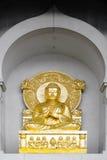 Estatua de la pagoda de la paz Foto de archivo