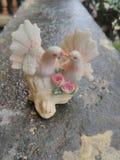 Estatua de la paloma Imagen de archivo libre de regalías