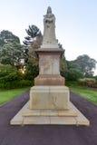 Estatua de la reina Victoria Imágenes de archivo libres de regalías