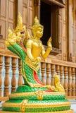 Estatua de la serpiente Fotografía de archivo libre de regalías