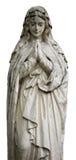 Estatua de la Virgen bendecida Imagen de archivo libre de regalías