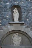 Estatua de la Virgen Maria Foto de archivo