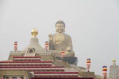 Estatua de las FO Guang Shan Buddha Fotos de archivo libres de regalías