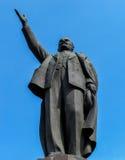 Estatua de Lenin Imagen de archivo