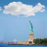 Estatua de Liberty New York American Symbol los E.E.U.U. Imagen de archivo libre de regalías