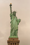 Estatua de Liberty Retro Fotografía de archivo libre de regalías
