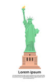 Estatua de Liberty United States Symbol Foto de archivo libre de regalías