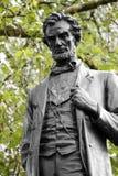 Estatua de Lincoln Imágenes de archivo libres de regalías