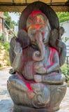 Estatua de Lord Goddess de Hindus Fotografía de archivo libre de regalías