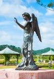 Estatua de los ángeles Fotos de archivo