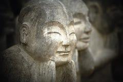 Estatua de los niños Fotos de archivo libres de regalías