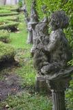 Estatua de los niños Fotos de archivo
