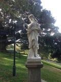 Estatua de mármol de la primavera Imagen de archivo libre de regalías