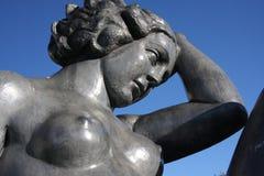 Estatua de Maillol fotografía de archivo