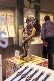 Estatua de Manneken Pis en Bruselas, Bélgica Fotos de archivo libres de regalías