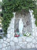 Estatua de Maria de Virgen Imagen de archivo libre de regalías
