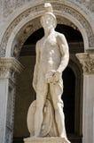 Estatua de Marte, Venecia Foto de archivo libre de regalías