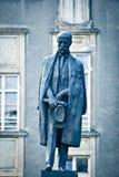 Estatua de Masaryk del carrascal de Tomas Foto de archivo libre de regalías