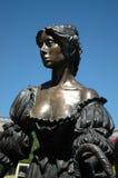 Estatua de Molly Malone imagenes de archivo