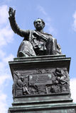 Estatua de Máximo-José. Munich Imágenes de archivo libres de regalías