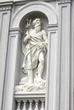Estatua de Neptuno en Florencia Fotografía de archivo