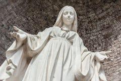 Estatua de nuestra señora Imagen de archivo